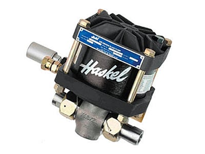 Haskel 1.5 Horsepower Air Driven Pump