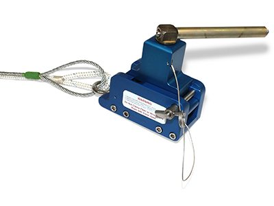 Speed-Safe Control Line Clamp PHC Hydrus Tools